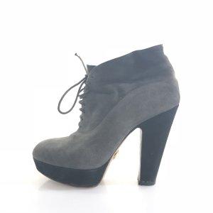 Grey  Prada Boot