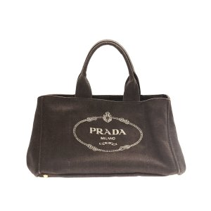 Grey  Prada Shoulder Bag