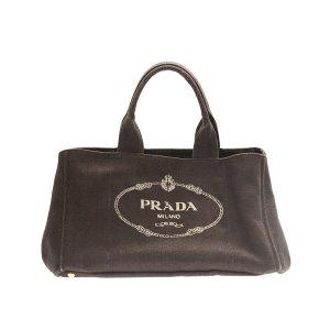 Grey  Prada Shoulder Bag