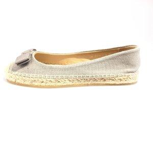 Salvatore ferragamo Espadrille sandalen grijs