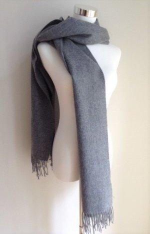 & other stories Sciarpa di lana grigio Lana