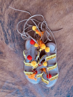 Griechische Sandalen