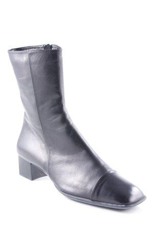 Gritti Korte laarzen zwart elegant
