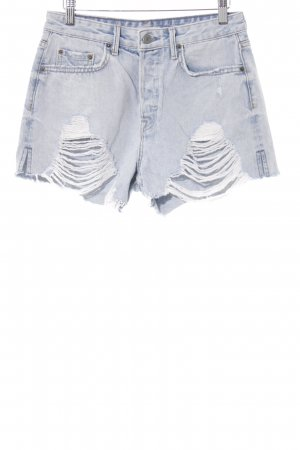 "GRLFRND Hot Pants ""Helena Short"" hellblau"
