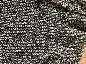 Marc O'Polo Coarse Knitted Jacket black-white