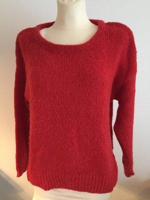 grober Strick-Pullover von American Vintage