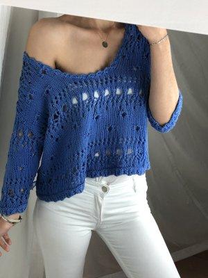 Collection Crochet Sweater multicolored