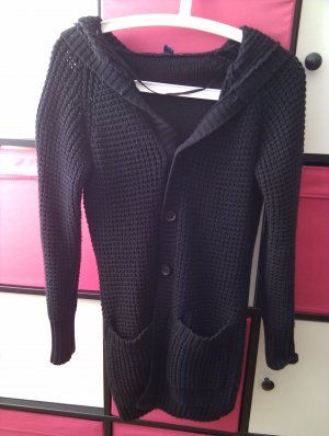 s.Oliver Coarse Knitted Jacket black