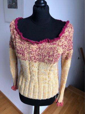 Nolita Coarse Knitted Sweater multicolored