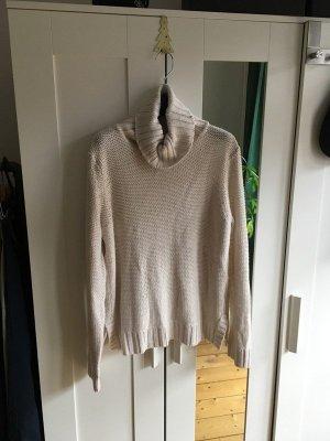 H&M Coarse Knitted Sweater multicolored mixture fibre