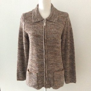 Grobstrickjacke Collection L