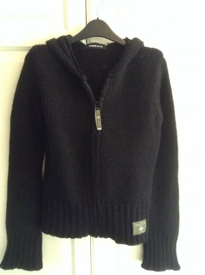 Grobstrickjacke / schwarz / Gr. M / ONLY