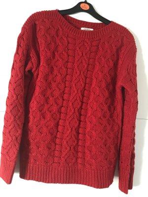 Zara Maglione lavorato a maglia multicolore