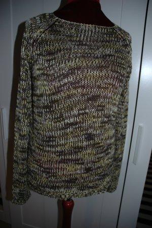 Vero Moda Grof gebreide trui veelkleurig