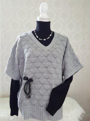 Gina Benotti Coarse Knitted Sweater multicolored