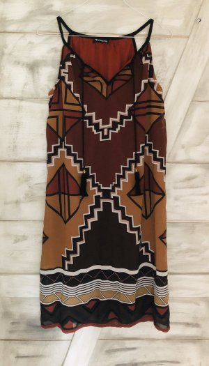 Tamaris Vestido Hippie multicolor