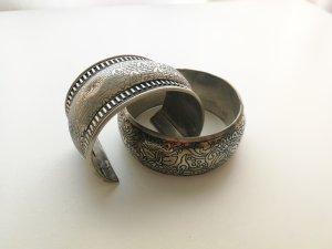 Bangle silver-colored