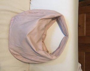 Mango Bumbag light pink-pink imitation leather