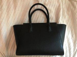 H&M Business Bag black imitation leather