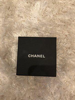 Chanel Orecchino a vite bianco-oro