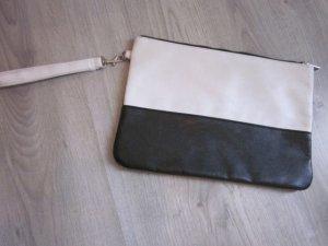 Clutch black-white
