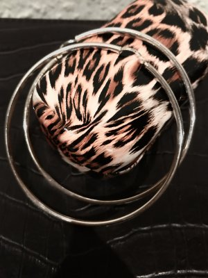 Große Creolen 925er Sterling Silber 60mm