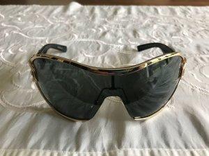 Gucci Zonnebril goud kunststof