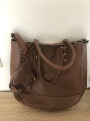 Frame Bag brown-cognac-coloured