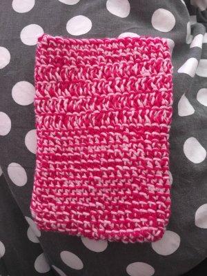 Große Handytasche in Pink/Rosa