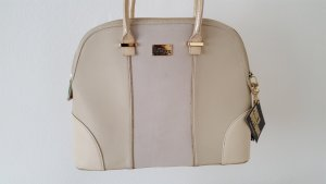 Carry Bag cream imitation leather