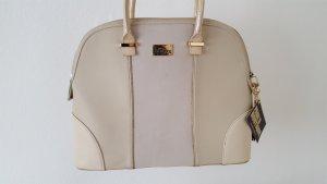 Carry Bag cream imitation leather