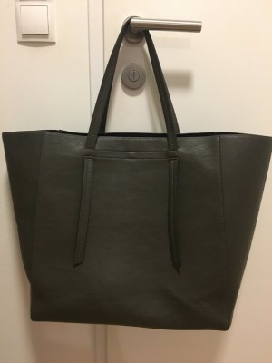Forever 21 Carry Bag taupe
