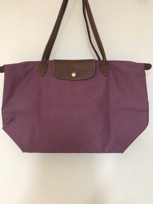 Longchamp Shopper lila