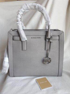Michael Kors Borsetta argento-grigio Pelle