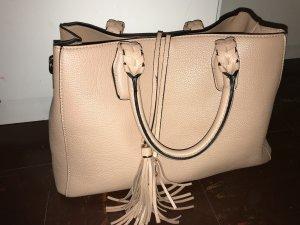 Große Rosane Tasche