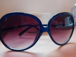 Große Sonnenbrille *blau*