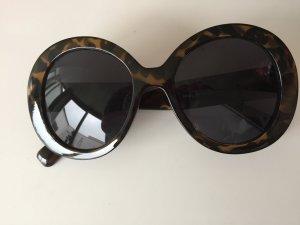 große Sonnenbrille STATEMENT Schildpattoptik