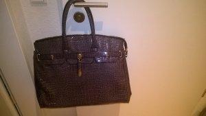 Große Tasche Birkin Style