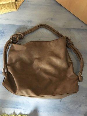 Große Tasche mit kleiner Innentasche