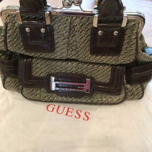 Guess Carry Bag multicolored