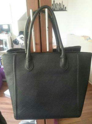 Große Trapez Tasche von H&M