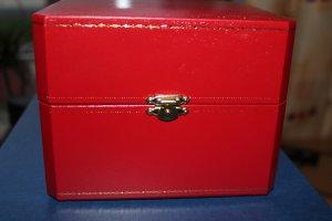 Große Uhrenbox von Cartier in Top-Zustand!
