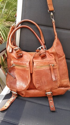 abro Shopper cognac
