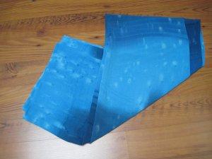 Großer Damen Schal / Damenschal / Damentuch, dunkelblau