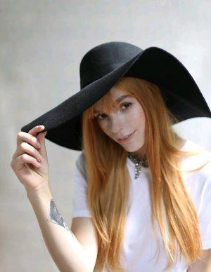 Asos Cappello nero