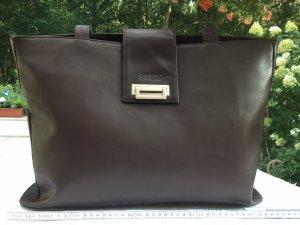 Bree Shopper brun cuir