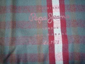 Großer Schal, Karomuster von Pepe Jeans