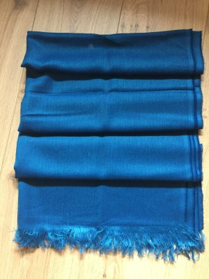 Hugo Boss Scarf blue