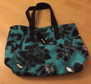 Großer Shopper Hippe Beachbag von Just Cavalli neu Designer Tasche