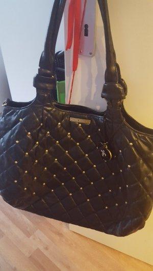 grosser shopper in schwarz. von Friis Company